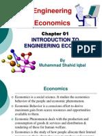 Engineerin Economics Chapter (Eng. Eco) 001