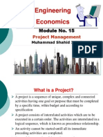 Engineerin Economics Chapter (Eng. Eco) 015