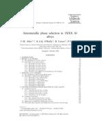 Intermetallic Phase Selection in 1xxx Al Alloys