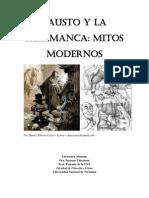 Monografía - Fausto y la Salamanca
