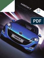 Mazda3 Brochure June2010
