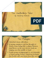 The Canterbury Tales Characters