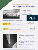 Tendencias de La Fiabilidad Estructural