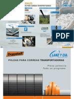 Lanzco Poleas Poleas Para Correas Transportadoras 718788