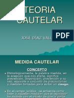 Medida CautelarJose Diaz Vallejos