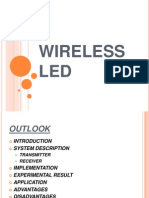 Wireless Led Ppts