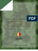 Apuntes y Reflexiones Sobre la Contratación por Adhesión en la República Dominicana  - ENJ