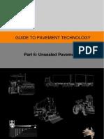 P06-09 Unsealed Pavements