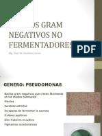 Bacilos Gram Negativos No Fermentadores