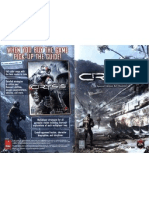 Crysis - Special Edition - Artbooklet