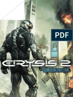 Crysis 2 - Special Edition - Manual