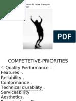 Competetive Pr New Microsoft Office PowerPoint Presentation