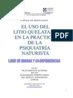 Manual Para Tratamiento Natural Psiquiatrico de Deficit de Atencion
