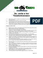 Anonimo - Nuevo Testamento 25 2da Carta a Los Tesalonicenses