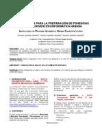 Instrucciones para la preparación de ponencias.doc