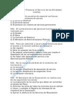 Test12 El Presonal Al Servicio de Las Entidades