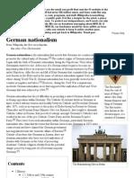 German Nationalism before Revolution 1848