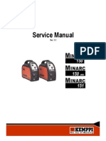 Minarc 150,151 Service Manual