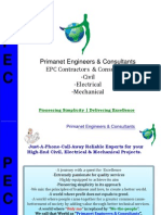Primanet Engineers & Consultants