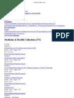Medicine & Health - Scribd Collection