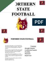 2011 NSU Football Summer Program Manual