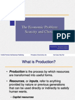 Ch 2 the Economic Problem