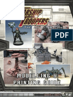 81770397 Starship Troopers Painting Guide