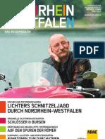 Nordrhein-Westfalen Reisemagazin - Sonderausgabe