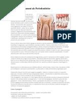 Metode de Tratament Ale Periodontitelor