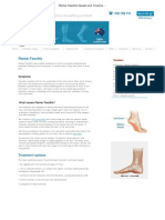Heel Exercises Plantar Fasciitis Causes and Treatment