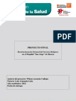Proyecto Pastoral Hospital San Jorge de Huesca FF Docx