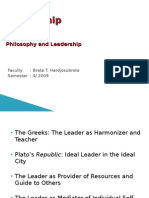 7.Philosophy & Leadership