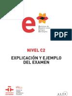 Modelo Examen c2