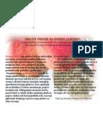 Pravo Vreme Za Berbu Jabuke - PSS Cacak - Plakat