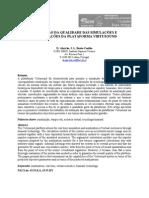 Avaliação da Qualidadedas Simulações e Auralizações da Plataforma Virtusound
