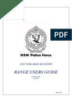 Range Guide 2011