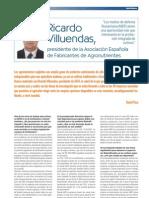 Artículo Ricardo Villuendas