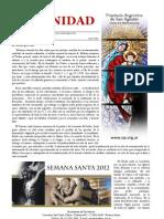 Boletín Comunidad 2012-1