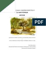 Guía de reconocimiento, valoración y uso de árboles y arbustos exóticos y nativos presentes en la Villa El Manzano, VIII Región del Bío bío, Chile
