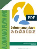 Sanciones Disciplinarias Balonmano Playa 2013