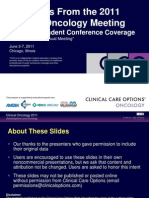 CCO ClinOncJune2011 Highlights Slides 1