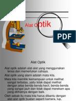 58596771 Fisika Alat Optik Ppt
