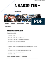 Presentasi Industri _ BURSA KARIR ITS - 25