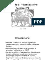 D11 Standard Di Autenticazione Kerberos V4