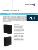 Alcatel 9362 Enterprise Cell Datasheet