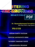 Mastering the Emotions Bhakti Yoga YFC