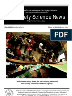 Fire Safety Science News #34