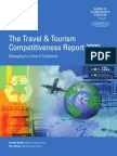 Travel & Tourism Competitiveness Report 2009
