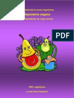 Cocina Vegana Reposteria