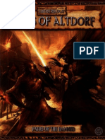 Warhammer Fantasy Roleplay 2Ed - Paths of the Damned 2 - Spires of Altdorf